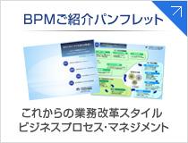 BPMご紹介パンフレット